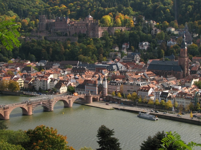 10 Things to Do in Heidelberg - Philosophenweg