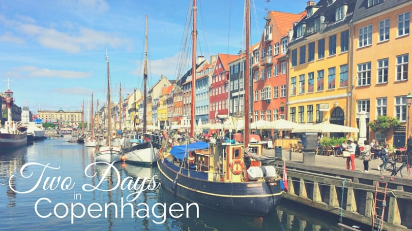 Two days in Copenhagen