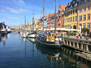 Nyhavn is probably to most photographed spot in Copenhagen. The free walking tour allows for plenty of time to take photos.