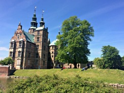 Rosenborg Castle. Spending time in this park was probably my favorite thing in Copenhagen.
