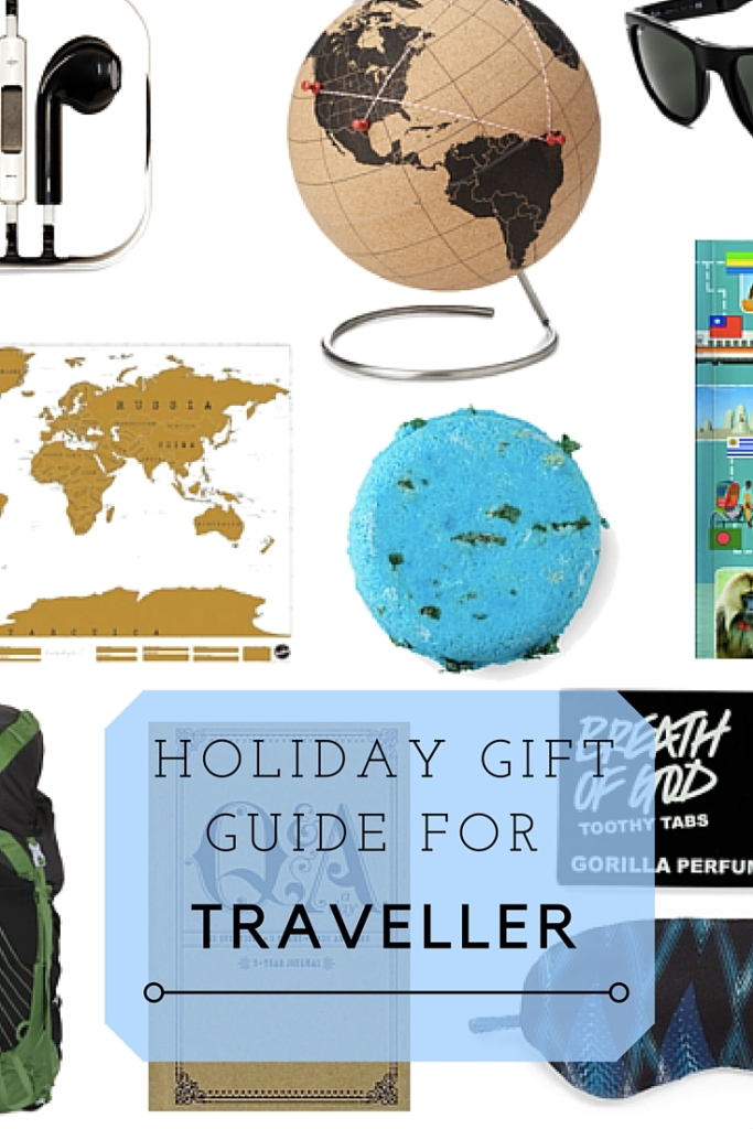 Holiday gift guide for traveller