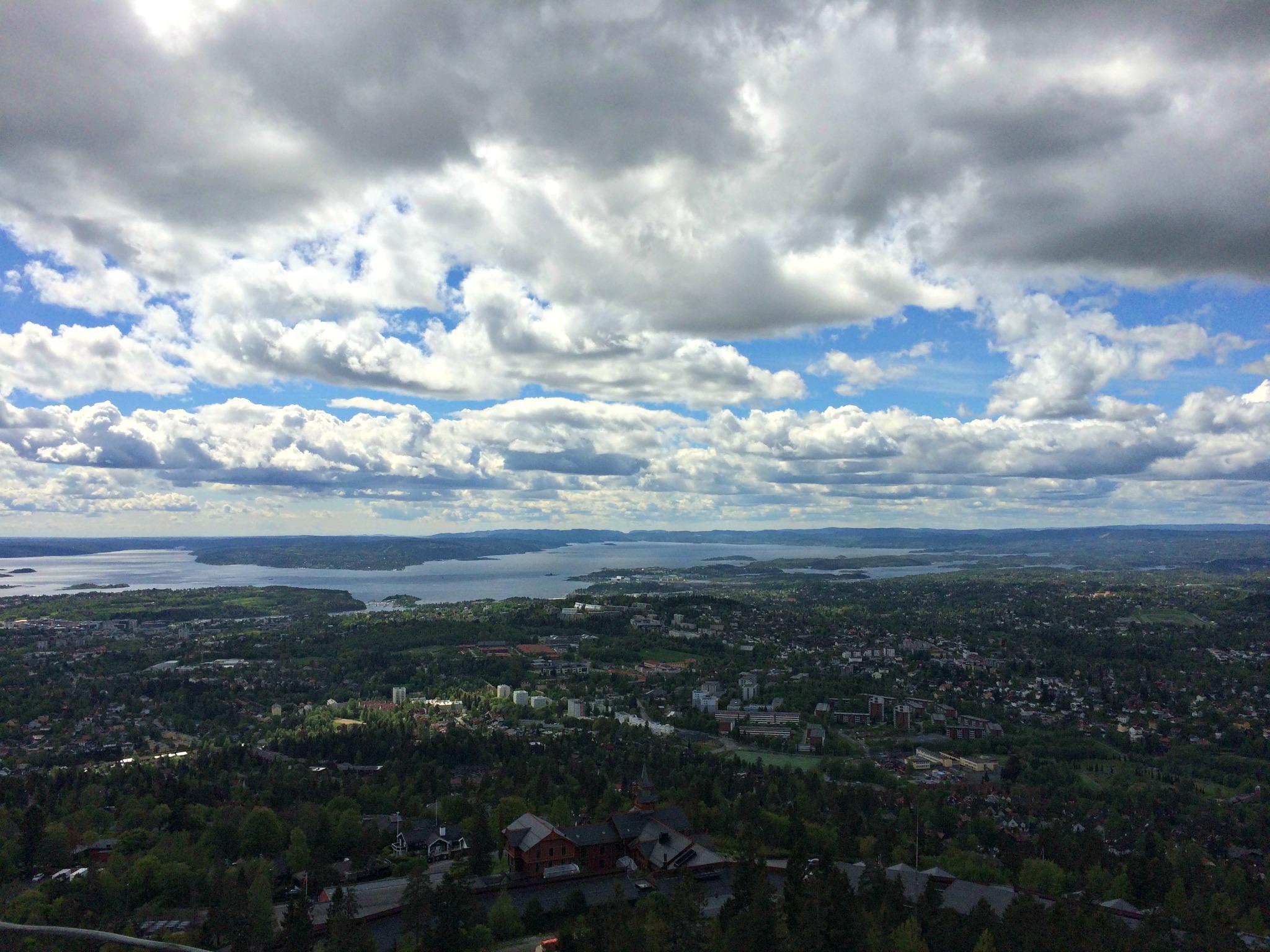 Holmenkollen_view1